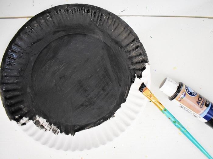 Paint Plate Black