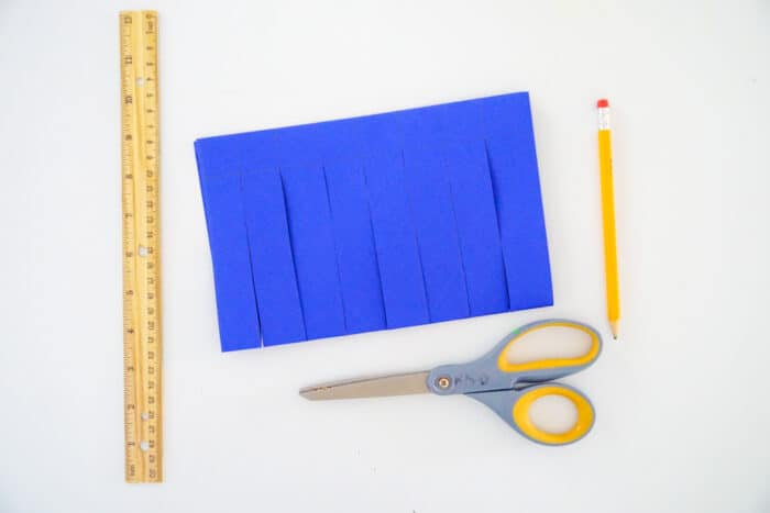 how to paper weave step 9