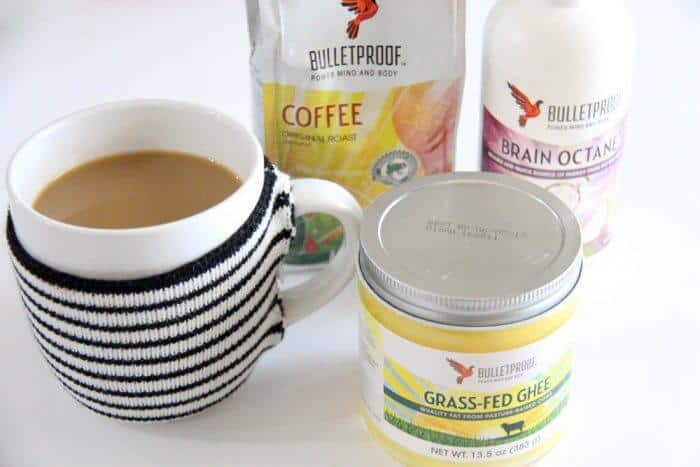 Less is more in the New Year   5 Ingredient Energy Bites   Bulletproof Coffee   www.madewithhappy.com