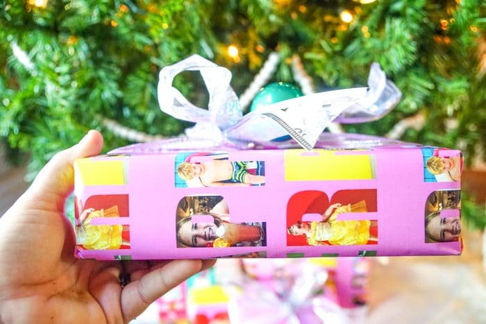 personlized photo gifts. Photo Wrapping Paper. DIY Personalized Wrapping Paper. Personalized Gift Wrapping shares memories on the outside of the gifts as well as the inside. Photo Christmas Presents. DIY Gift Wrap. PHoto gifts for the holidays.