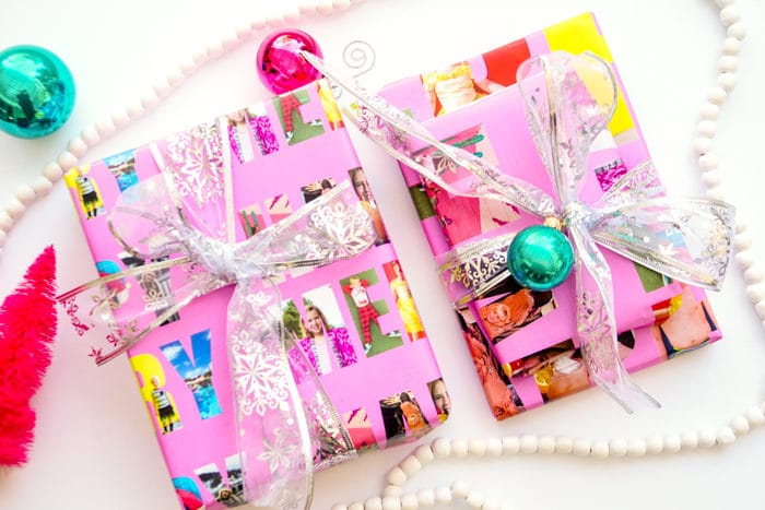 DIY Personalized Photo Wrapping Paper. Photo Wrapping Paper. DIY Personalized Wrapping Paper. Personalized Gift Wrapping shares memories on the outside of the gifts as well as the inside. Photo Christmas Presents. DIY Gift Wrap. PHoto gifts for the holidays.