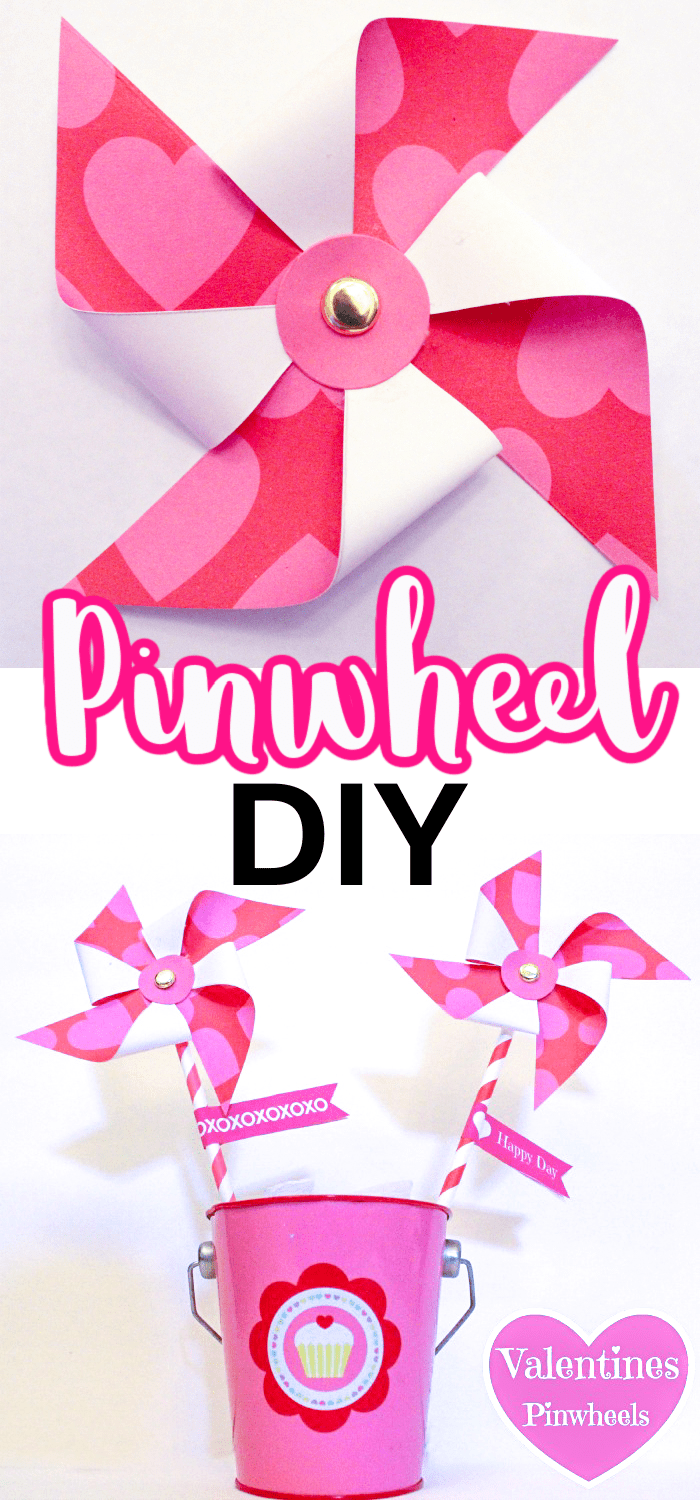 DIY Pinwheel Craft