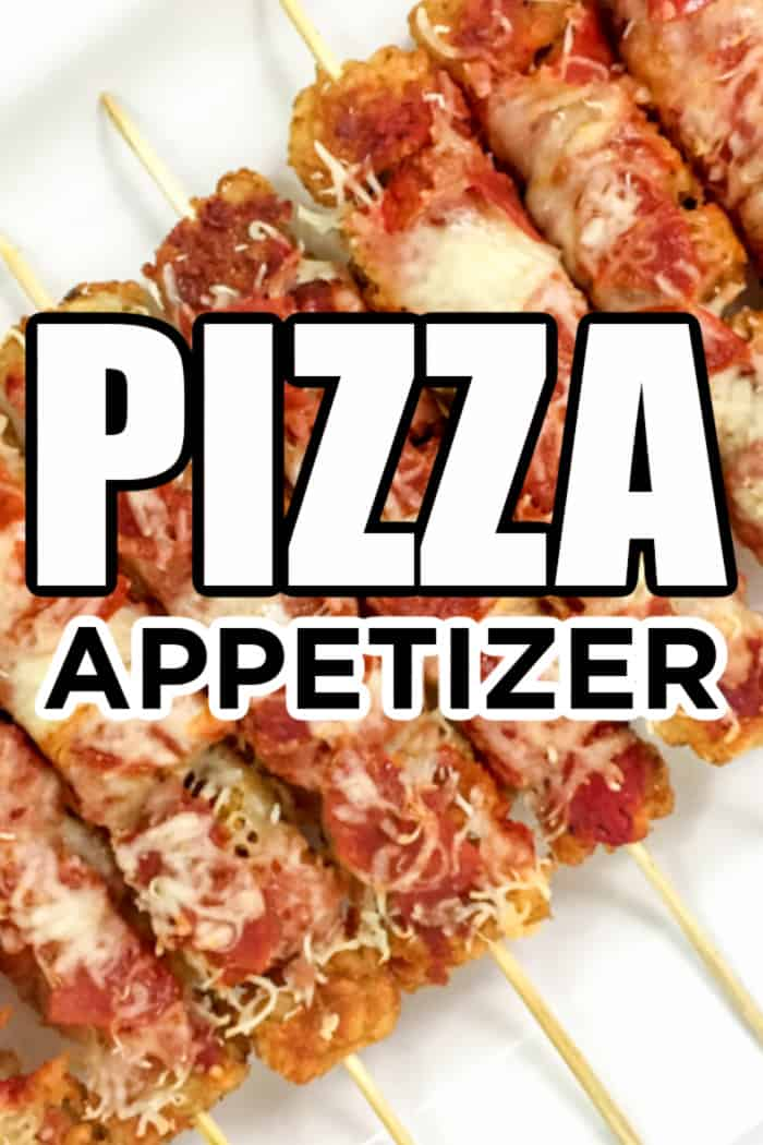 pizza appetizer
