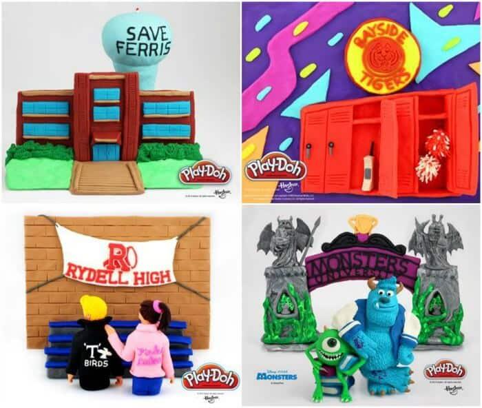 Play-doh-Schools