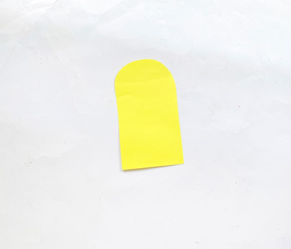 paper popsicle