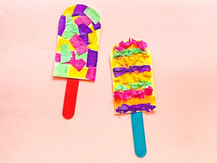Kids Summer Craft