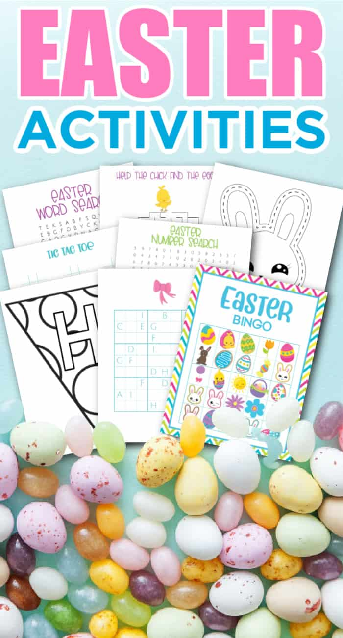 Activities For Kids at Easter