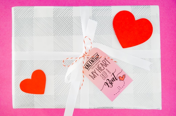 Valentines Day Gift Tag Printables