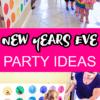 New Years Eve Punch Pinata