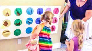 Rainbow Punch Pinata