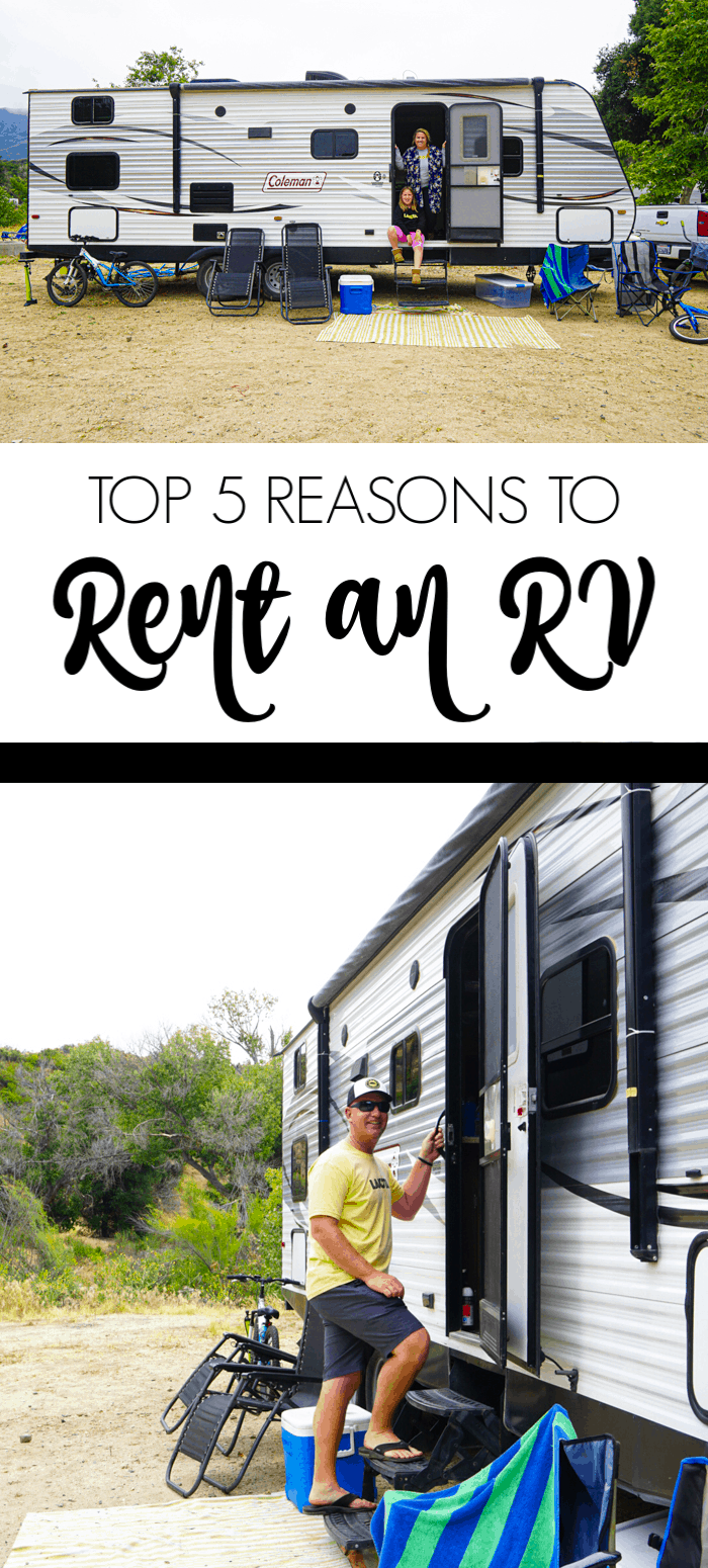 Top 5 Reason to Renting an RV. Camping Trailer Rental in your area. When motor home rentals are better than buying an RV. RV Share in your area.