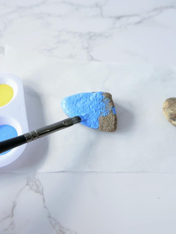 Paint Rock Blue