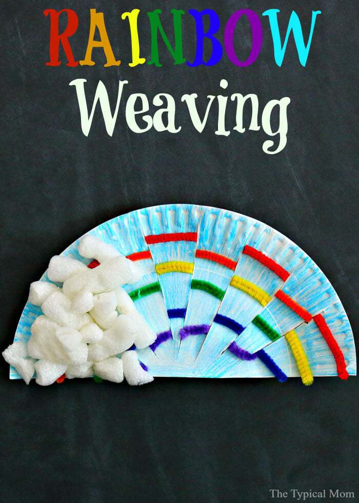 Ireland - Rainbow Weaving - The Typical Mom