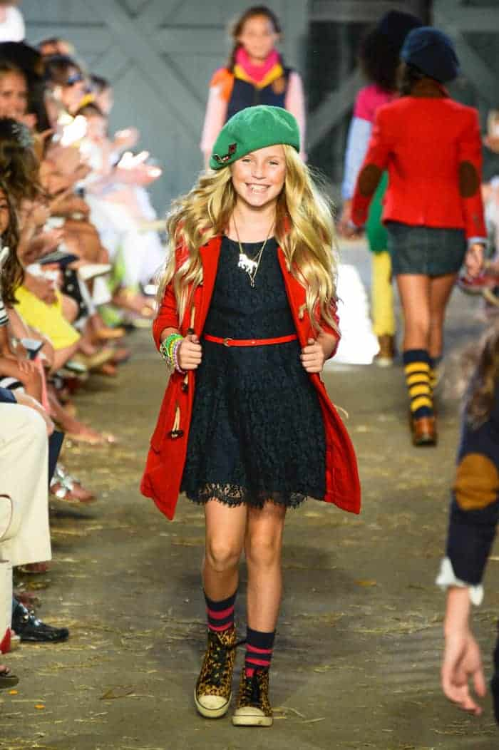 Ralph Lauren Fall and Winter Children's Collection 5