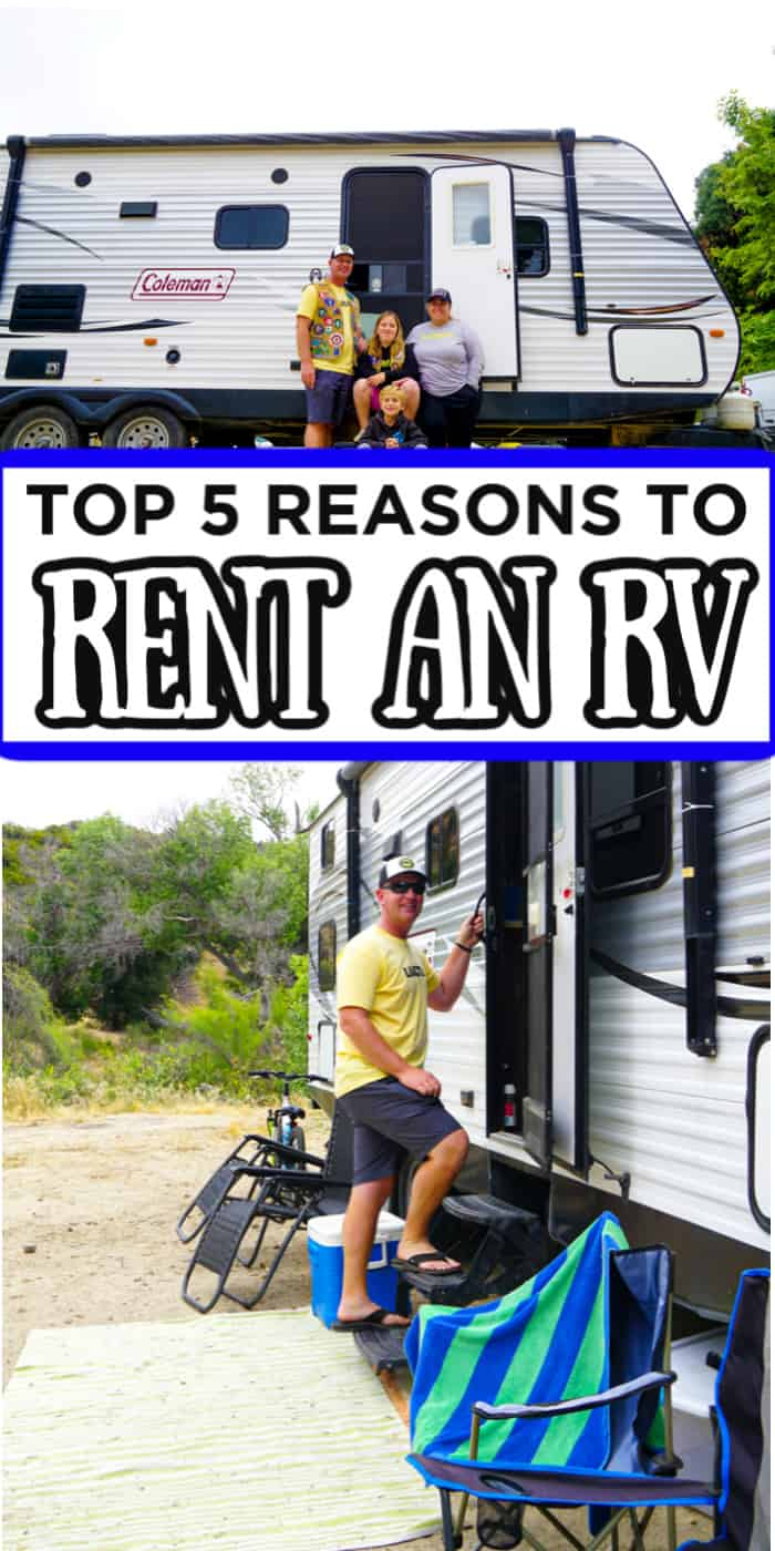 Why to Rent an RV