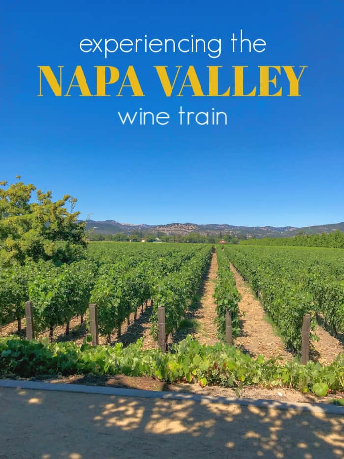 Delicious food, wine tasting, or seeing the sights of the Napa country side, the Napa Valley Wine Train is a great way to incorporate them all.