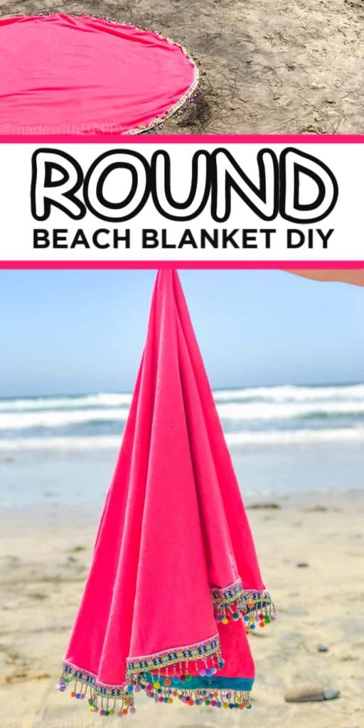 DIY Beach Blanket