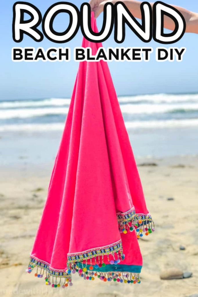 Round Blanket Towel