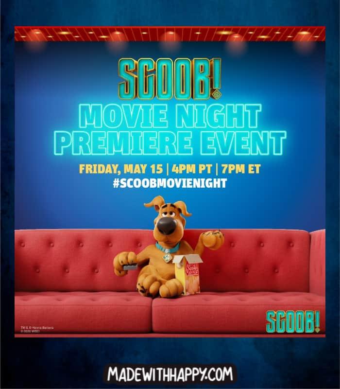 Scoo Movie Activity