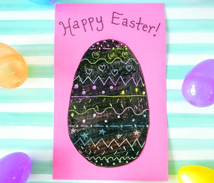Happy Easter Kids Craft