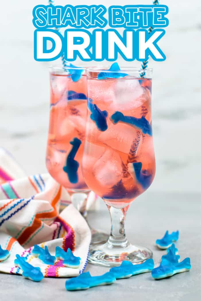 Shark Bite Drink
