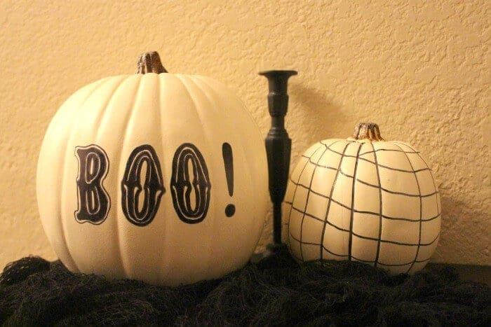 Sharpie-Pumpkin