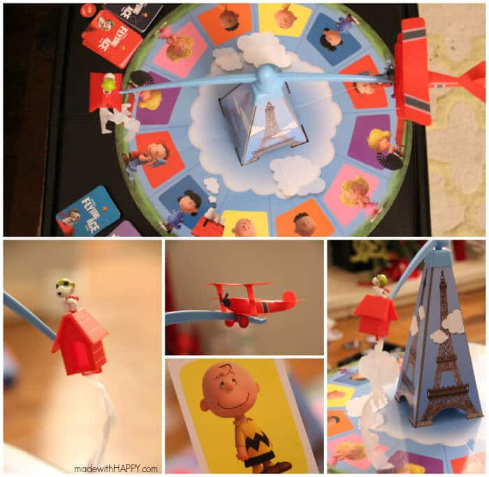 Snoopy-Flying-Ace  | New Board Games 2015 | Fun New Games of 2015 | Toys 2015 | Star Wars, Disney Imagicademy, The Good Dinosaur and Charlie Browns