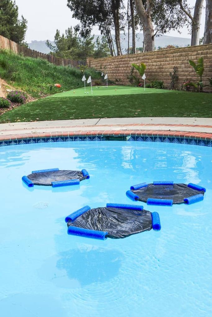 DIY Pool Heaters