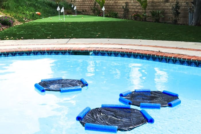 DIY Pool Heaters