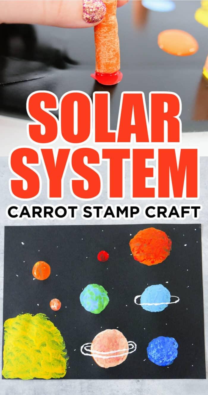 Easy Solar System Crafts