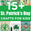 15+ Easy St. Patrick's Day Crafts for Kids
