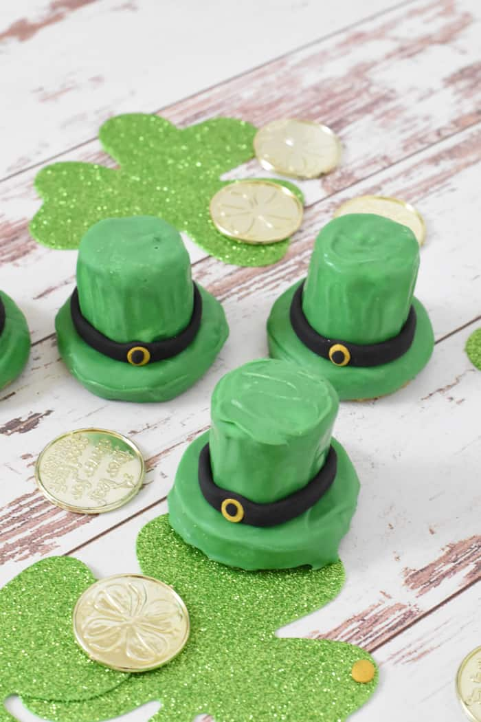 St. Patty's Day Hat Cookies