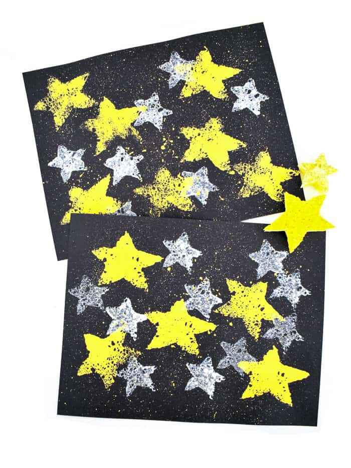 Crafts For Kids with Stars