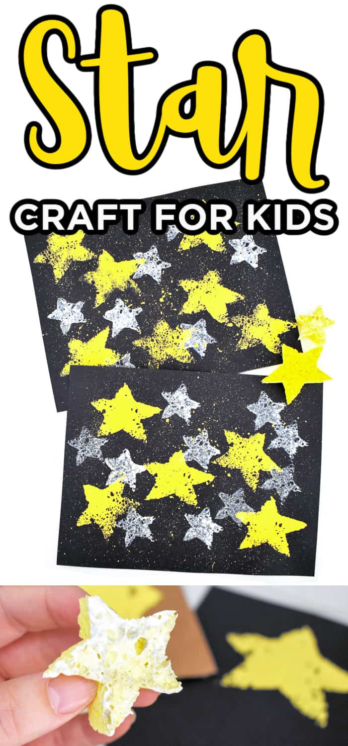 Star Stamped Craft