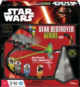 Star-Wars-Star-Destroyer New Board Games 2015 | Fun New Games of 2015 | Toys 2015 | Star Wars, Disney Imagicademy, The Good Dinosaur and Charlie Browns