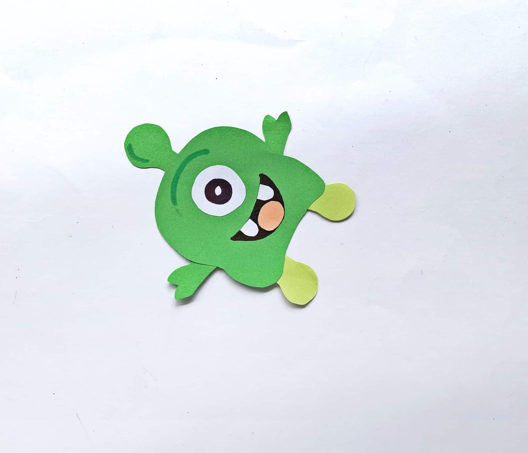 alien craft step 7