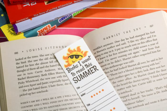 Summer Reading Fun For Kids w