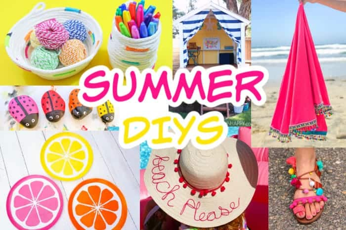 Easy Summer DIYs