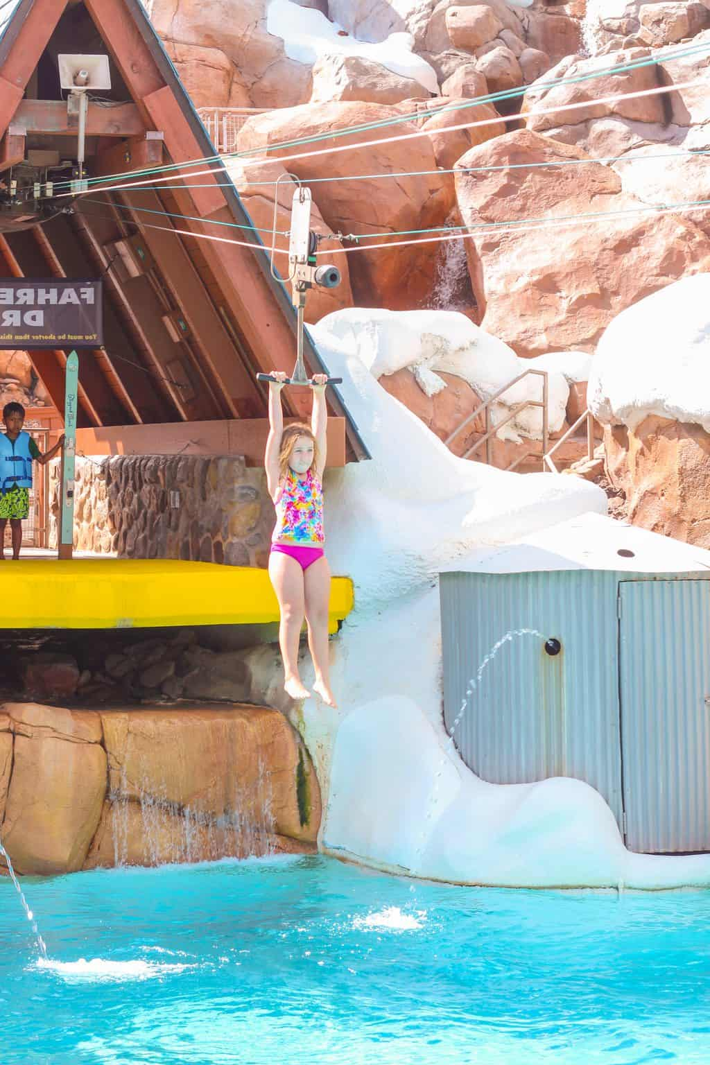 Disney's Blizzard Beach Water Park. Ultimate guide to plan a disney world vacation. Tips and tricks to planning a family vacation to disney world. Disney world parks, hotels, flights and so much more!