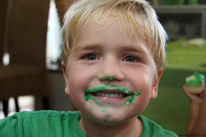 Teenage Mutant Ninja Turtle Party | TMNT Party Ideas | Boy Turtle Party | Ninja Party Ideas | www.madewithhappy.com