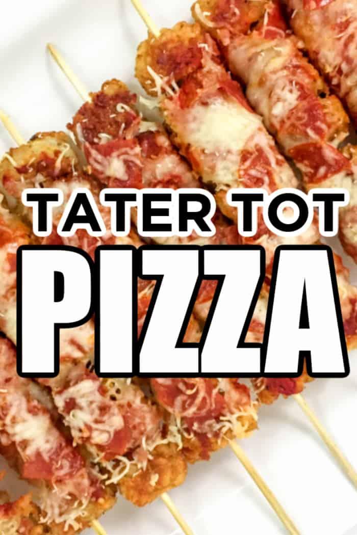 pizza tots