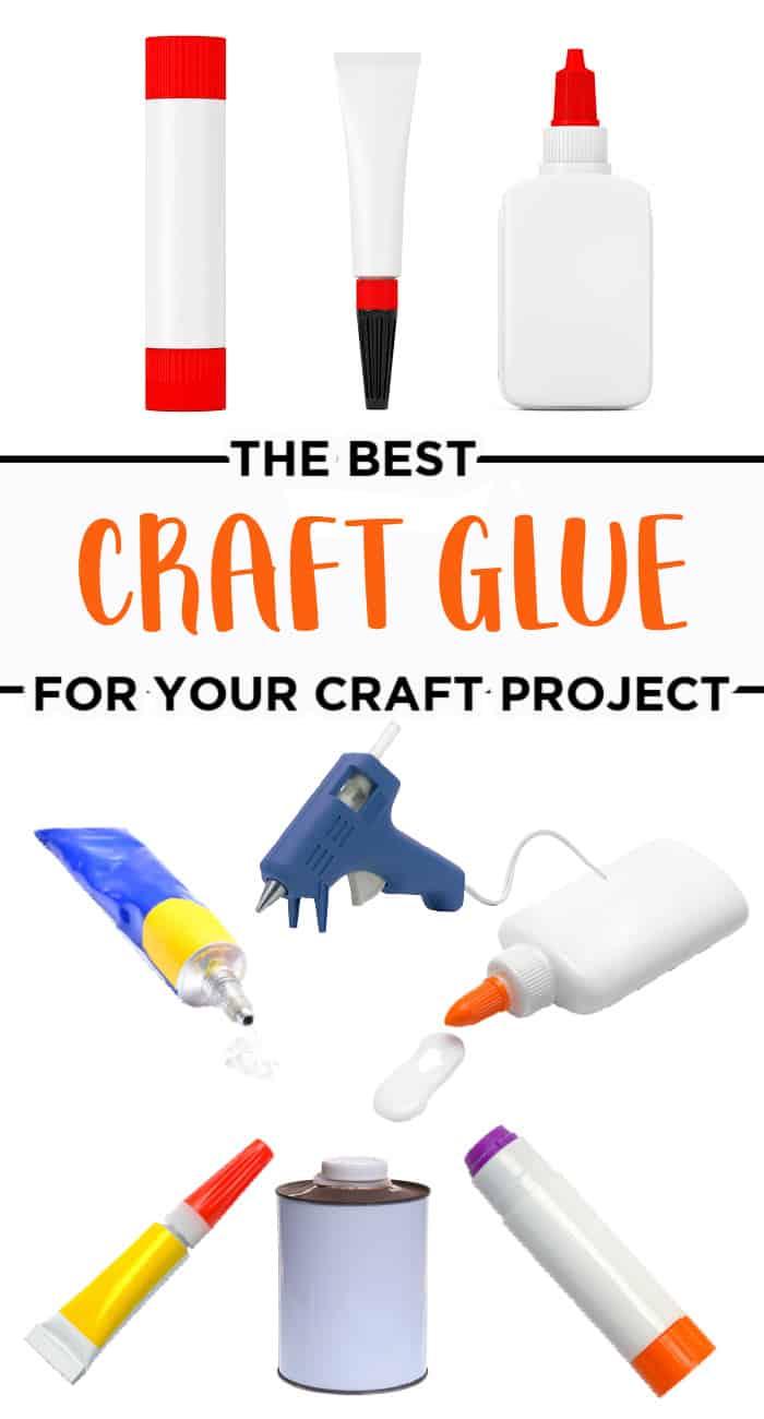 The Best Craft Glue