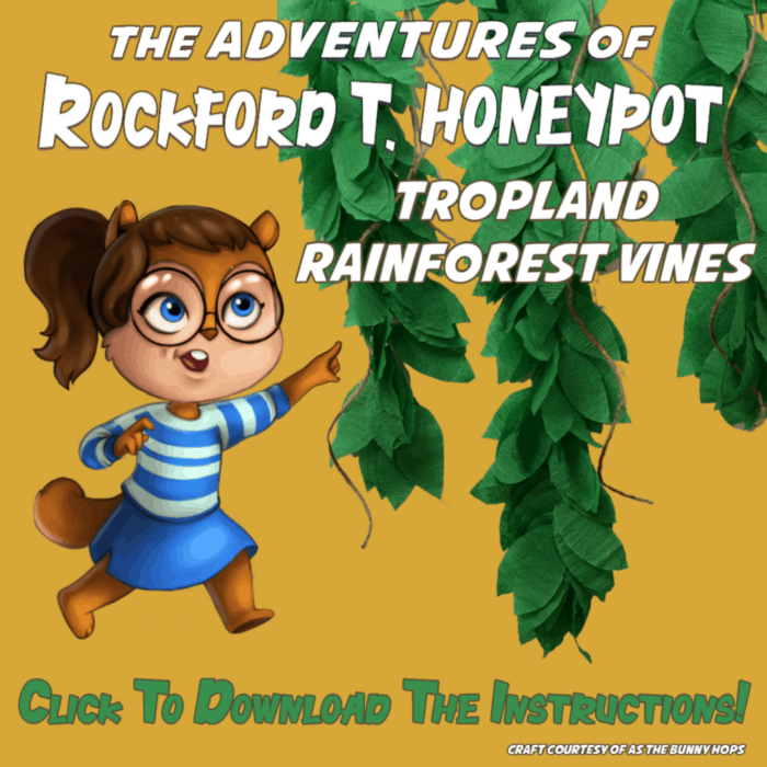 Tropland Rainforest Vines