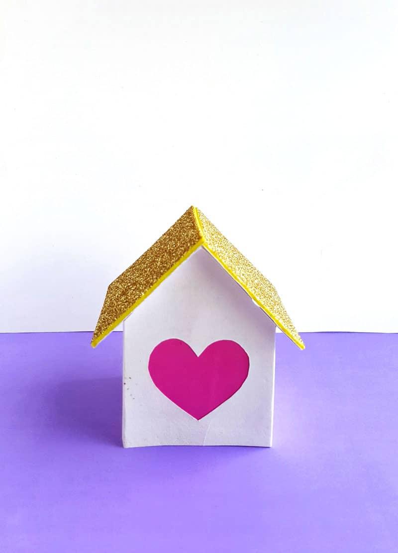 Valentines Paper Lanterns