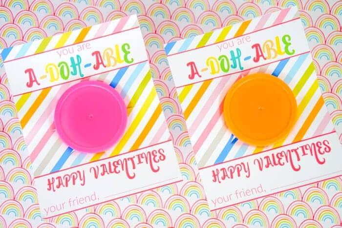 You are Adohable Valentines Printable.