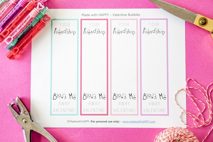 Printable Valentines Day Cards for kids. Bubble Valentine Printable. Free printable bubble valentines. Free printable kids valentine cards.