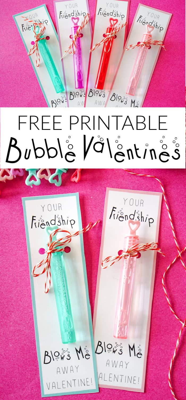 Valentines Bubble
