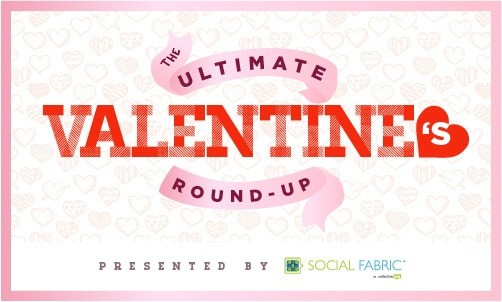 The Ultimate Valentines Round-Up   Valentines Crafts, Recipes, and Party Celebration Ideas   www.madewithHAPPY.com