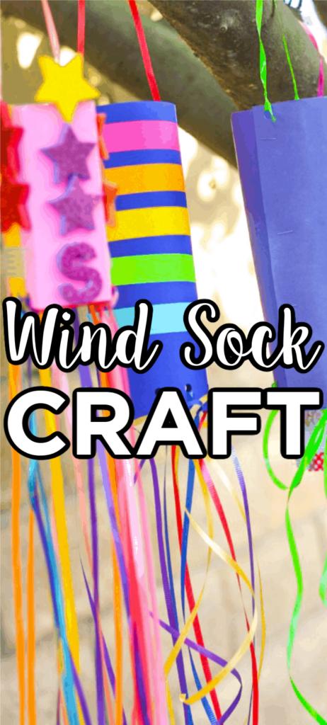 Wind Sock Craft