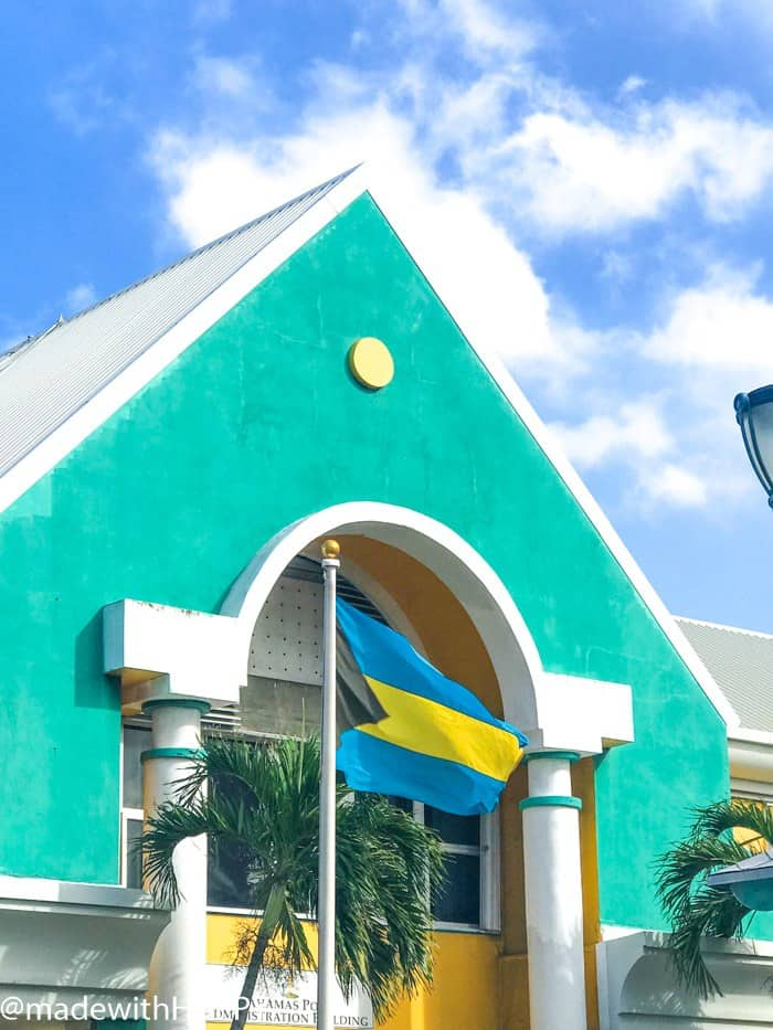 The Bahamas Flag in Nassau. What is really like on a Disney WDW Cruise. Answering questions about Disney Cruise and the Disney Dream. What to expect on a Disney Cruise. The Disney Cruise as a family of four!